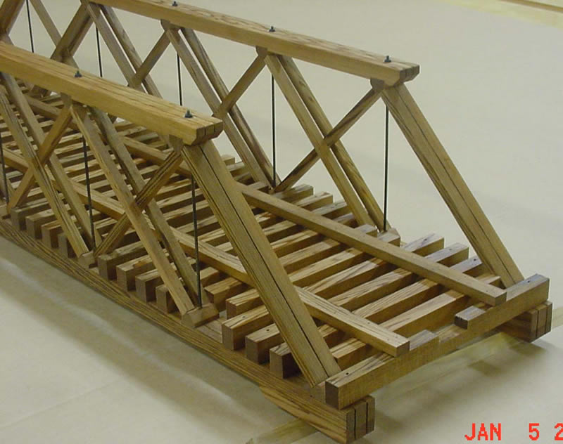 Large Scale Central Advanced Forum Detail Topic Howe Truss Design