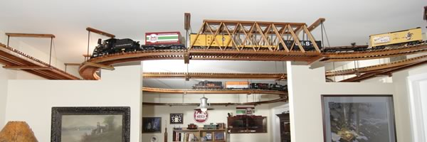 Loco Boose Hobbies Home Page Suspended Railway Systems